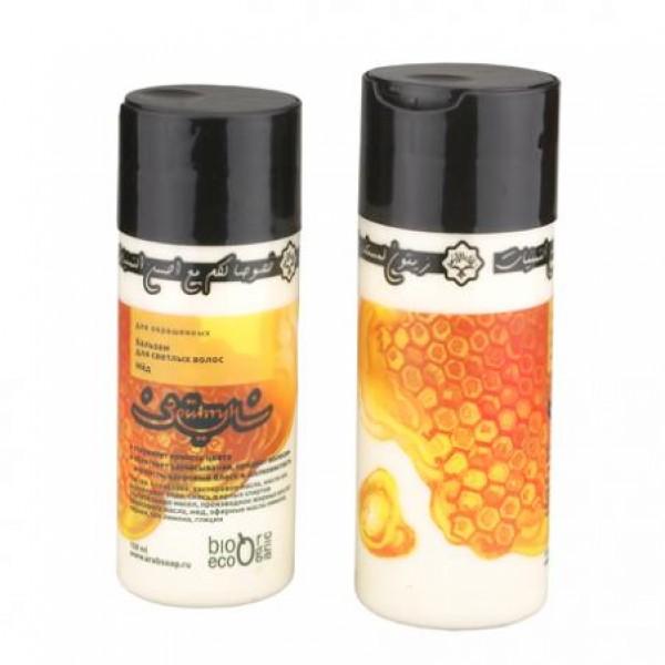 Бальзам Мёд — для окрашенных светлых волос