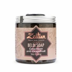 Деревенское мыло №4 для подтяжки кожи