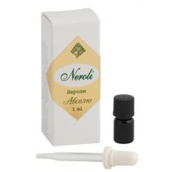 Эфирное масло абсолю нероли, 2 мл