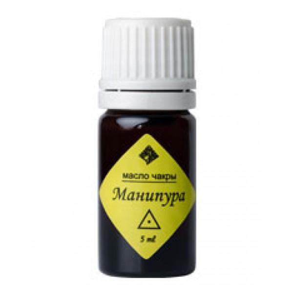 Биоэнергетическая смесь эфирных масел чакры манипура, 5 мл