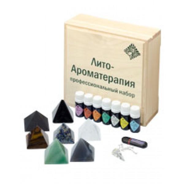 Профессиональный набор лито-ароматерапия