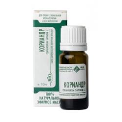 Эфирное масло кориандра, 10 мл