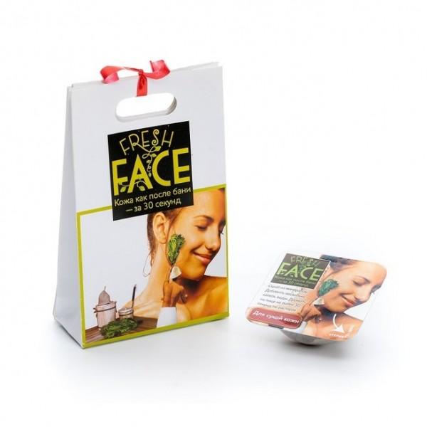 """Скраб """"Fresh Face"""" для сухой кожи, 3гр."""