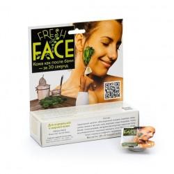 """Скраб """"Fresh Face"""" 18 гр. для нормальной и жирной кожи"""