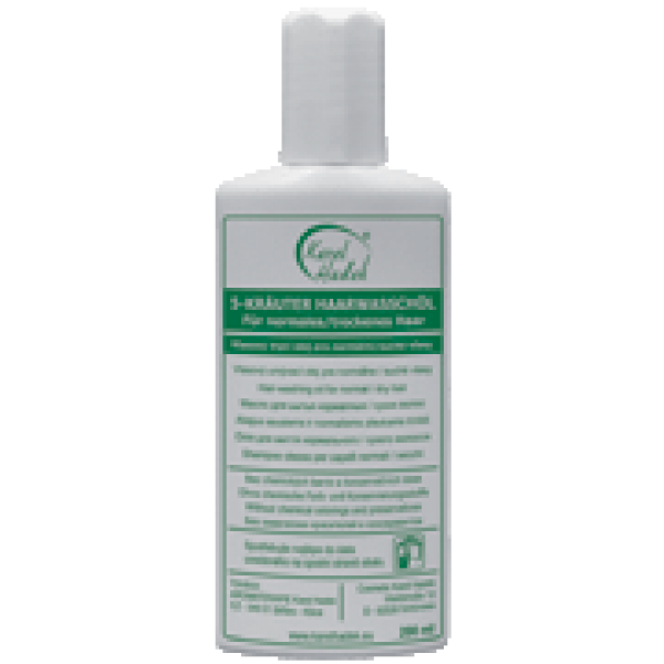 Mасло для мытья сухих и нормальных волос