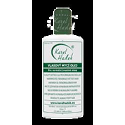 Mасло для мытья жирных и нормальных волос, 500 мл