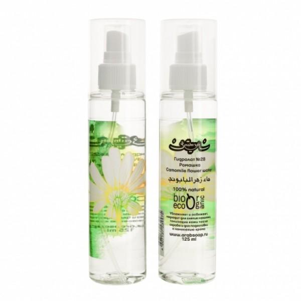 Гидролат ромашки — цветочная вода