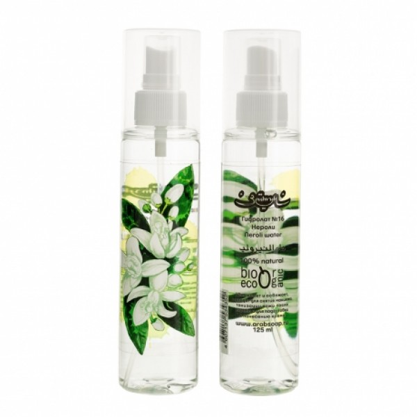 Гидролат нероли — цветочная вода