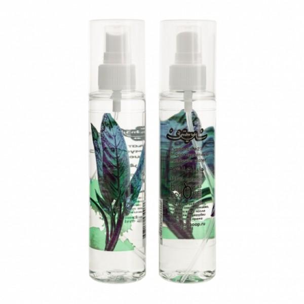Гидролат шалфея мускатного — цветочная вода