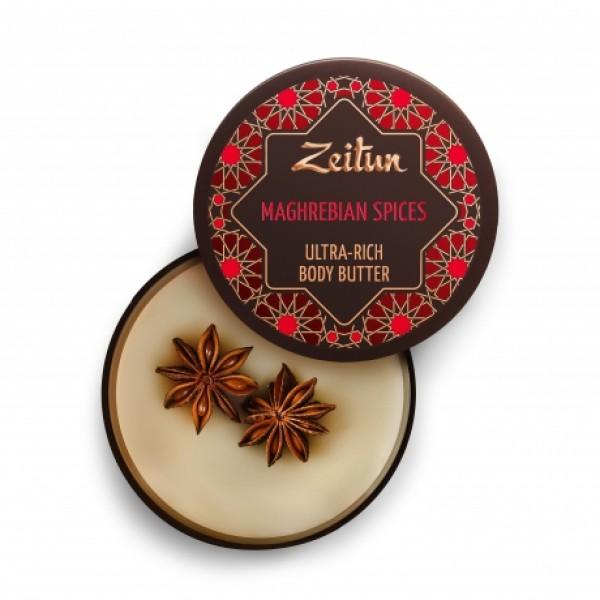 Крем-масло для тела «Магрибские специи»