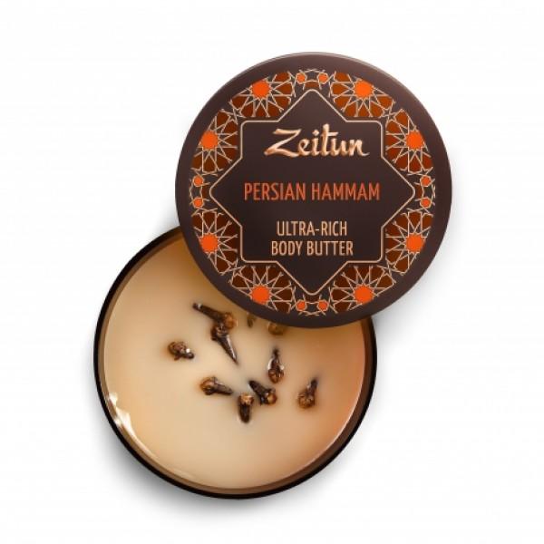 Крем-масло для тела «Персидский хамам»