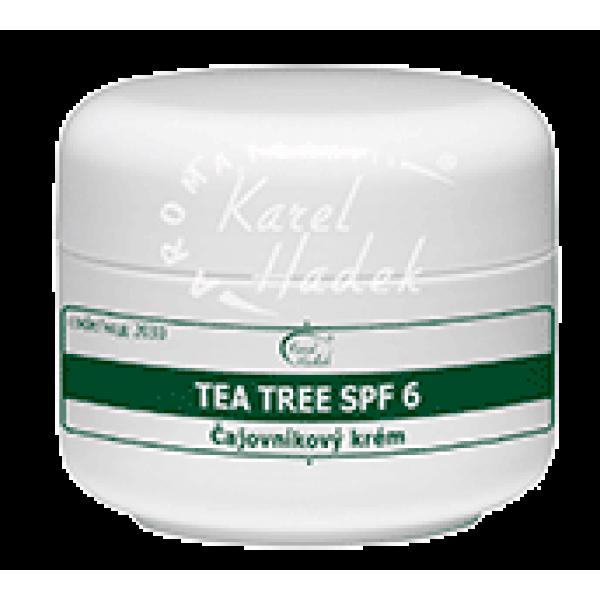 Регенерационный крем с чайным деревом (Tea tree SPF 6)