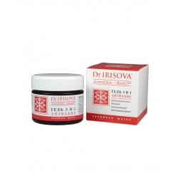 Гель 3 в 1 лечебная маска (противовоспалительный, антидемодекс)