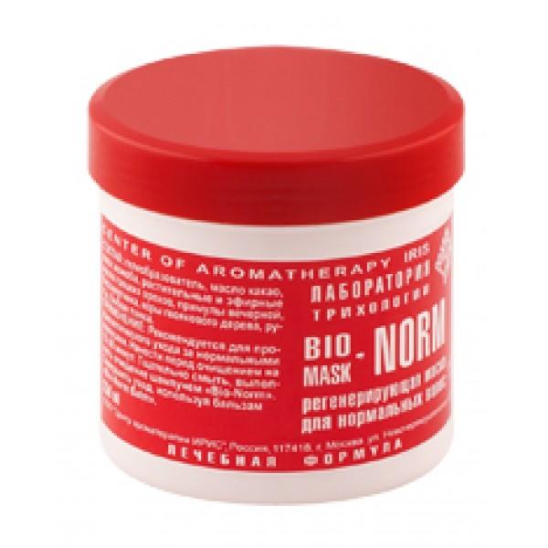 """Гель-маска регенерирующая для нормальных волос """"Bio-norm mask"""", 250 мл"""