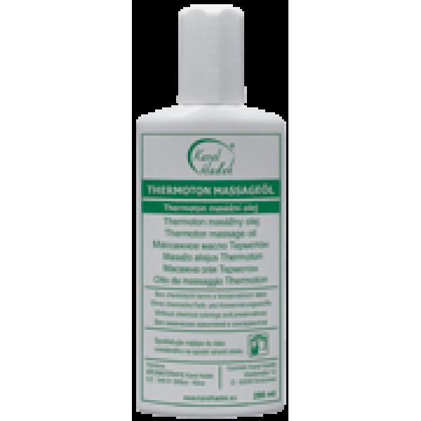 Массажное масло термотон (прогревание мышц и тканей)