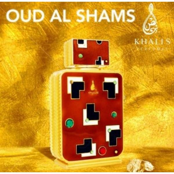 "Масляные духи Khalis ""OUD AL SHAMS"""