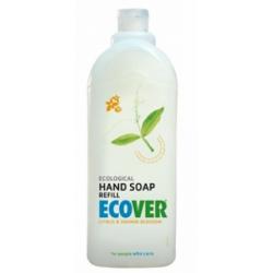 Жидкое мыло для мытья рук Цитрус, 1 л