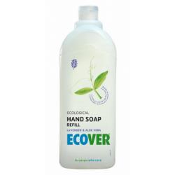 Жидкое мыло для мытья рук Лаванда, 1 л