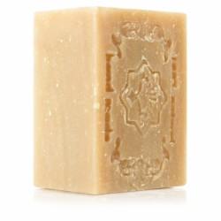 Алеппское оливково-лавровое мыло премиум №8 — с серой