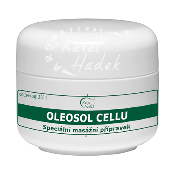 Олеосол CELLU (скраб-средство)