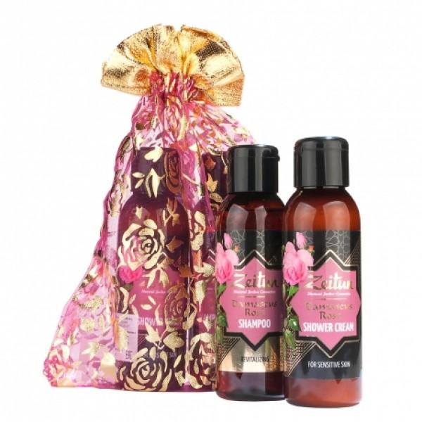 Подарочный набор «Дамасская роза»