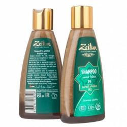 Натуральный шампунь для всех типов волос №19 с мятой