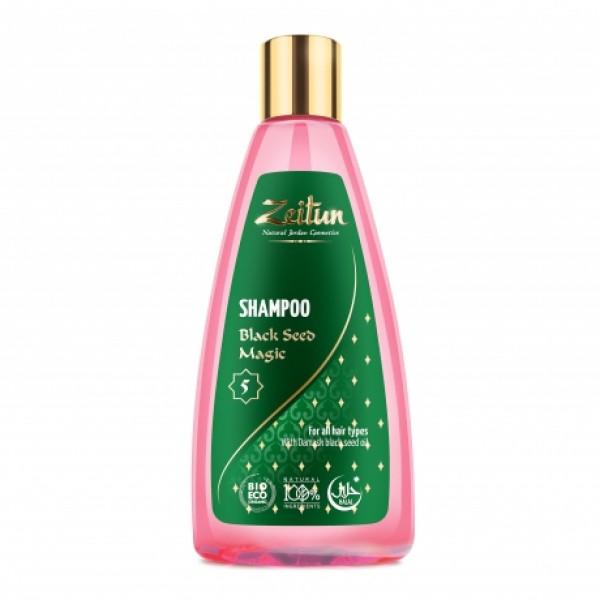 Шампунь для всех типов волос №5