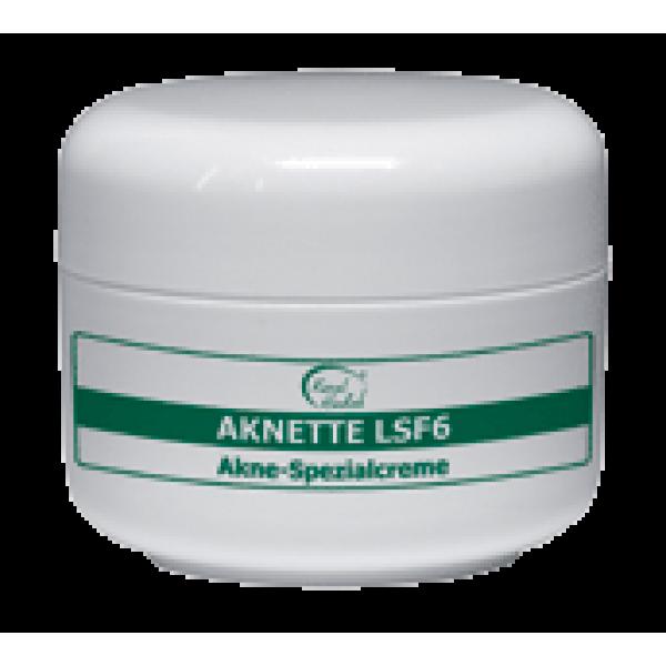 Регенерационный крем Акнетте SPF 6 (Aknette SPF6)