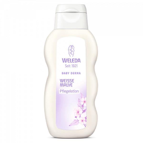 Молочко для гиперчувствительной кожи тела с алтеем, 200 мл