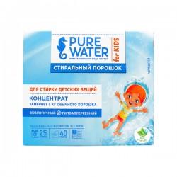 Стиральный порошок для детского белья Pure Water 800 гр