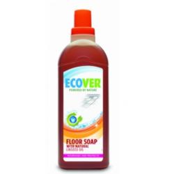 Жидкий концентрат с льняным маслом для мытья пола, 1 л