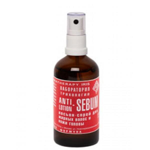 Лосьон-спрей для жирных волос «Anti-sebum-lotion», 100 мл