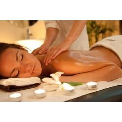 Расслабляющий аромамассаж, 40 минут